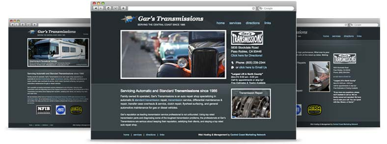 Gars Transmissions Paso Robles